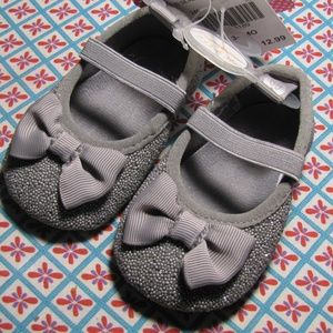 Stepping Stones Baby Mary Jane Shoes 3-6 M (2)